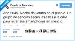Enlace a Ya no se jugará a las cartas, por @espadadamocles