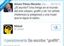 Enlace a No has corregido al más indicado... por @_nokeo y @perezreverte