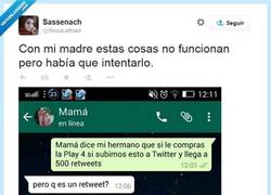 Enlace a Una madre old school por @RousLethani