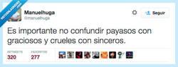 Enlace a No es lo mismo, aprendamos a diferenciar por @manuelhuga
