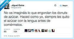 Enlace a También puedes mojarlo en el Colacao por @MiguelCaine