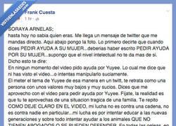 Enlace a Así es la batalla entre Frank Cuesta y Soraya Arneles