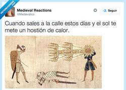 Enlace a Golpe de calor, literalmente por @Medievalico
