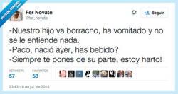 Enlace a Lo estás malcriando, Carmen por @fer_novato