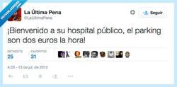 Enlace a Qué asco de gente, aprovechando el dolor ajeno por @LaUltimaPena