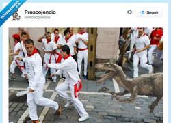 Enlace a Los encierros mejorarían MUCHO por @Proscojoncio