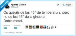Enlace a A veces, cuantos más grados mejor por @ACraich