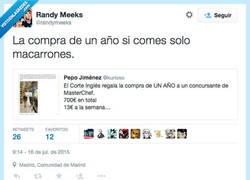 Enlace a También puedes comer arroz blanco si quieres por @randymeeks