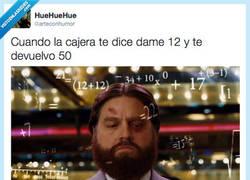 Enlace a Los números no son lo mío por @arteconhumor