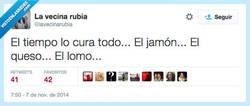 Enlace a Suena a cliché, pero es verdad por @lavecinarubia
