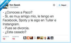 Enlace a ¿Te has enterado de lo de Paco? por @VonSpeek