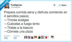 Enlace a Dieta infalible por @Yuxtagoras