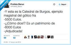 Enlace a Al paso que vamos, no me extrañaría por @Profeta_Baruc