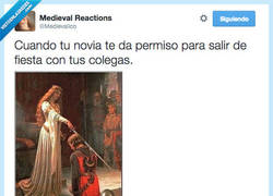 Enlace a Yo te nombro Sir Calzonazus Maximus por @Medievalico