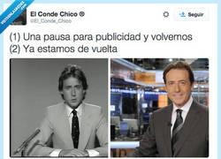 Enlace a Volvemos en '5 minutos' por @El_Conde_Chico