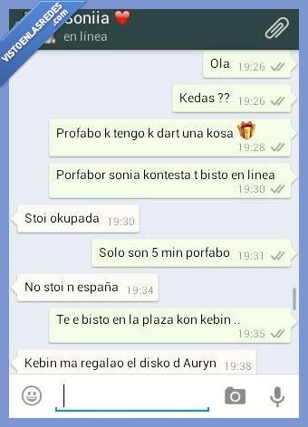 auryn,cani,captura,España,intento de ligar,ligar,niño,ortografía,whatsapp