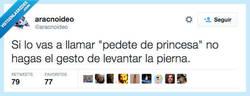 Enlace a De princesa... ¡DE PRINCESA MUERTA! por @aracnoideo