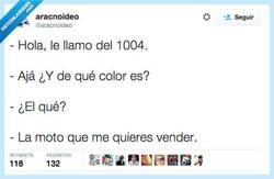 Enlace a Del color de jorobarte la siesta por @aracnoideo