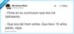 Enlace a Hace ya tanto tiempo... por @MellamanMulo