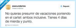 Enlace a Pringao como todos, por @esecundarios
