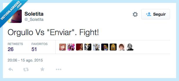 enviar,fight,lucha,mensaje,orgullo,pelea,versus,vs