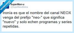 Enlace a Telecinco tiene a Factoría de Ficción por @supermanumolina