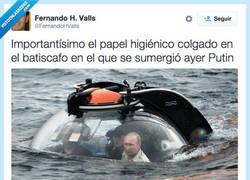 Enlace a Por si entra un apretón submarino, lo típico por @fernandohvalls