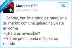 Enlace a Siempre tan preocupada, la señora... por @MassimoDatil