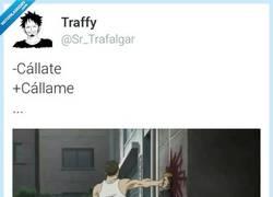 Enlace a Cuando te pones romántico me enamoras por @Sr_trafalgar