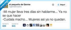 Enlace a Qué bien vives, bribón por @germelinocama