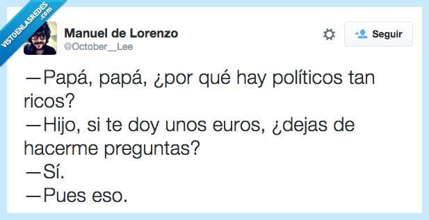 callar,euro,Políticos,preguntar,preguntas,Ricos
