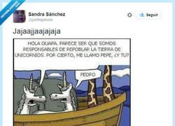 Enlace a Y por eso no hay unicornios por @patikigatuna