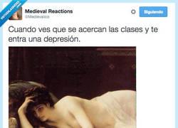 Enlace a Es pensarlo y me deprimo por @Medievalico
