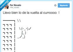 Enlace a ¿Qué tal el primer día de curro? por @fer_novato