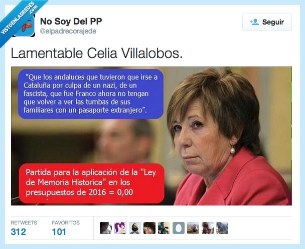 andaluces,andaluz,Cataluña,Celia Villalobos,dinero,extranjero,frontera,independencia,lamentable,memoria historica,pasaporte,presupuesto