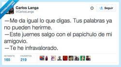 Enlace a Madre de Dios, peor que mil puñales por @CarlosLanga
