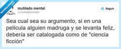 Enlace a Tienen mucho cuento, por @mutiladomental
