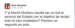 Enlace a Mariló Montero... tanta inutilidad es sospechosa, por @asier_gunner