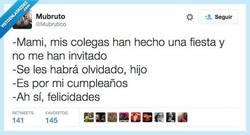Enlace a Es un día muy especial, sí, sí... por @Mubrutico