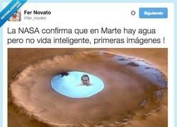 Enlace a No hay vida inteligente en Marte por @fer_novato