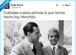 Enlace a De ellos lo aprendió todo Jose Luís Moreno por @HugoIzarra