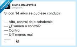 Enlace a Si es control no pasa nada... Por @megatronik_