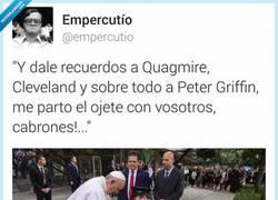 Enlace a El Papa de Familia por @empercutio