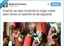 Enlace a Sí, sí, muy bien, pero yo aprovecho para mirarme los apuntes por @Medievalico