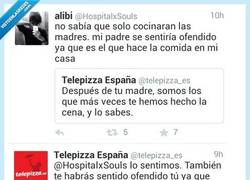 Enlace a El turn down for what de @Hospitalxsouls a @telepizza_es