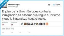 Enlace a El frío lo solucionará por @manuelhuga