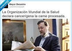 Enlace a Mariano solo responde ante la OES por @SombreroDpaja6