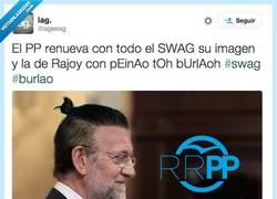 Enlace a Rajoy busca ganarse el voto joven por @lageslag
