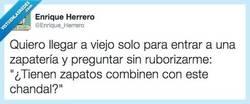 Enlace a Ventajas de hacerse mayor por @Enrique_Herrero