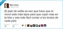 Enlace a Utilidades de un palo de selfie
